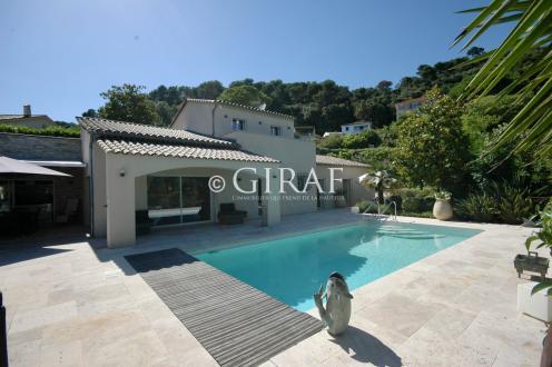 Вилла класса люкс на продажу  Ла-Коль-Сюр-Лу, 180 м², 3 Спальни, 1250000€