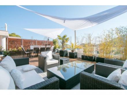 Luxus-Wohnung zu verkaufen BEAUSOLEIL, 96 m², 3 Schlafzimmer, 1590000€