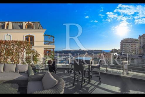 Квартира класса люкс на продажу  Монако, 116 м², 2 Спальни