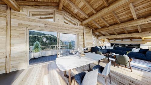 Luxus-Wohnung zu verkaufen CHATEL, 145 m², 3 Schlafzimmer, 1490000€
