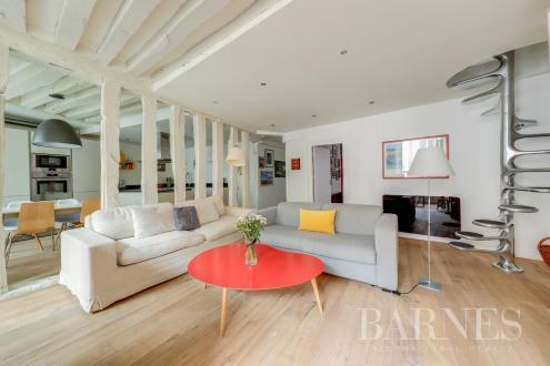 Квартира класса люкс на продажу  Париж 6ой, 91 м², 2 Спальни, 1690000€