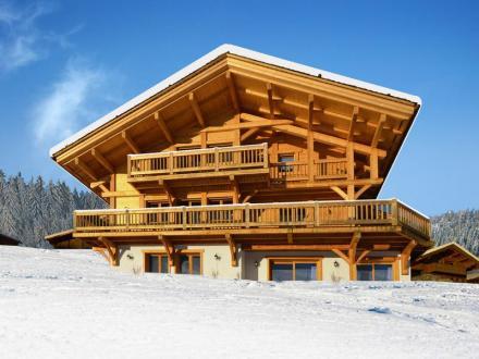 Luxury Chalet for sale SAINT JEAN DE SIXT, 226 m², 5 Bedrooms, €1750000