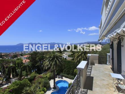 Luxus-Villa zu verkaufen CANNES, 350 m², 4 Schlafzimmer, 5900000€
