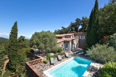 Villa de luxe à vendre LA GARDE FREINET, 209 m², 4 Chambres, 1495000€