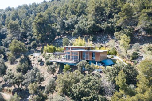 Luxus-Villa zu verkaufen GRASSE, 193 m², 3 Schlafzimmer, 1495000€
