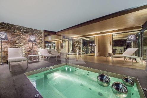 Шале класса люкс в аренду Куршевель, 400 м², 5 Спальни,