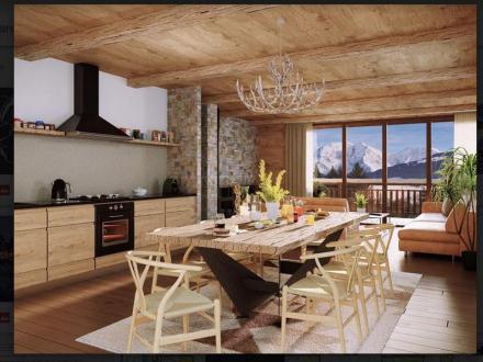 Luxe Appartement te koop COMBLOUX, 100 m², 2 Slaapkamers, 593400€