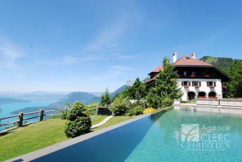 Luxus-Liegenschaft zu verkaufen MONTMIN, 1200 m², 14 Schlafzimmer, 4250000€