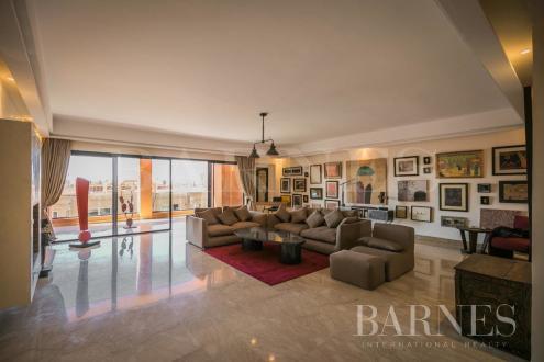 Luxus-Wohnung zu verkaufen MARRAKECH, 190 m², 375000€
