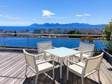 Appartamento di lusso in affito CANNES, 116 m², 2 Camere, 4350€/mese