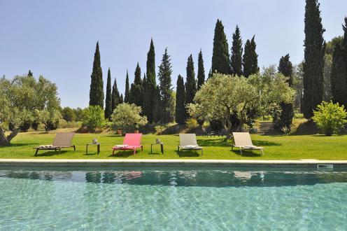 Luxury House for rent SAINT REMY DE PROVENCE, 450 m², 6 Bedrooms,
