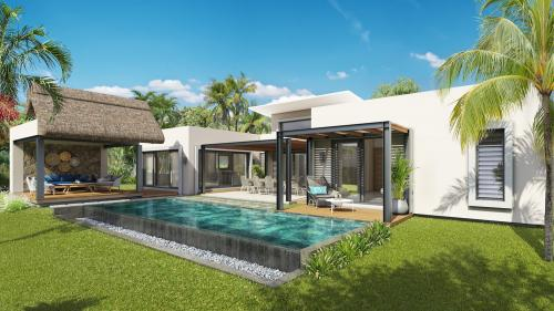 Luxury Villa for sale Mauritius, 295 m², 4 Bedrooms, €775000