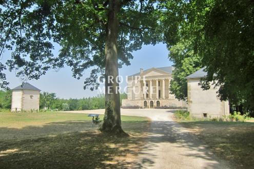 Château / Manoir de luxe à vendre VITRY LE FRANCOIS, 850 m², 6 Chambres, 1950000€
