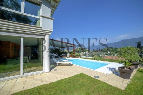 Luxus-Haus zu verkaufen Breganzona, 330 m², 4200000CHF