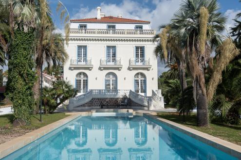 Luxus-Haus zu vermieten THEOULE SUR MER, 680 m², 10 Schlafzimmer,