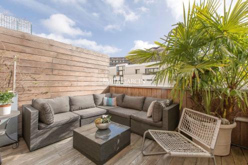 Luxe Huis te koop PARIS 15E, 353 m², 5 Slaapkamers, 2995000€