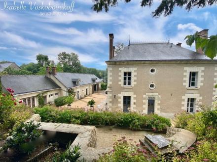 Maison de luxe à vendre TOURS, 384 m², 7 Chambres, 780000€