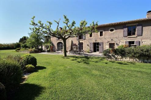 Luxury House for rent SAINT REMY DE PROVENCE, 450 m², 5 Bedrooms,
