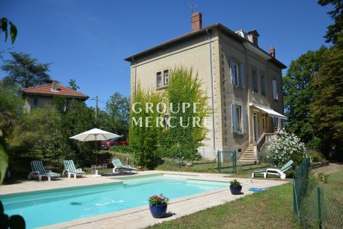 Luxus-Haus zu verkaufen CHONAS L'AMBALLAN, 230 m², 6 Schlafzimmer, 795000€