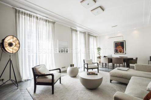 Квартира класса люкс на продажу  Ницца, 98 м², 3 Спальни, 790000€