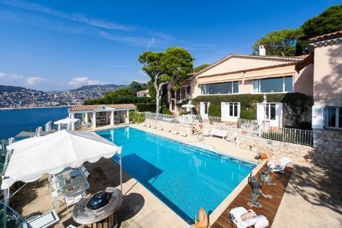 Luxus-Haus zu vermieten SAINT JEAN CAP FERRAT, 500 m², 6 Schlafzimmer,
