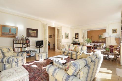 Luxus-Wohnung zu verkaufen PARIS 16E, 218 m², 3 Schlafzimmer, 2600000€