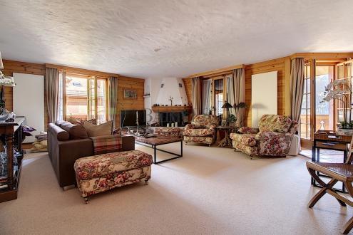 Appartement de luxe à vendre Rougemont, 95 m², 1850000CHF
