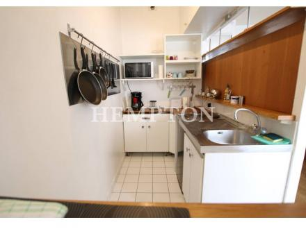 Квартира класса люкс в аренду Париж 16ый, 28 м², 1050€/месяц
