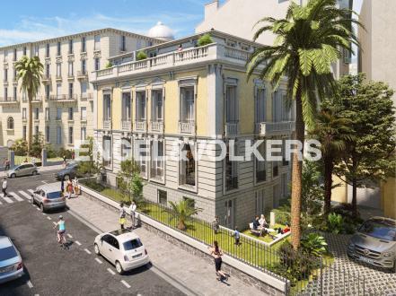 Luxus-Wohnung zu verkaufen Nizza, 55 m², 2 Schlafzimmer, 610590€