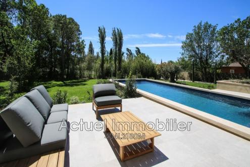 Casa di lusso in affito MAUSSANE LES ALPILLES, 220 m², 4 Camere,