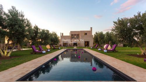 Villa de luxe à vendre MARRAKECH, 450 m², 4 Chambres, 990000€