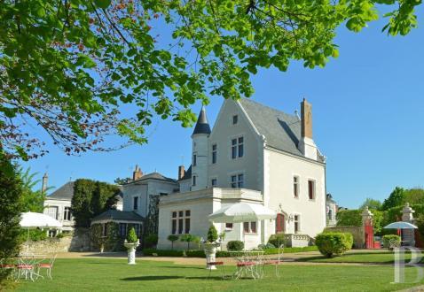 Château / Manoir de luxe à vendre TOURS, 765 m², 10 Chambres, 2500000€
