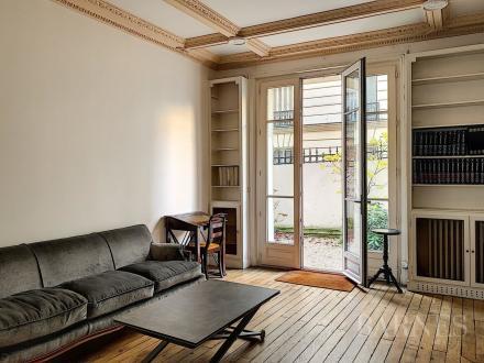 Appartement de luxe à louer PARIS 16E, 58 m², 2 Chambres, 2200€/mois