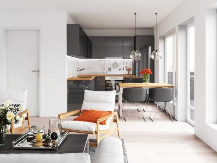 Appartement de luxe à vendre ISSY LES MOULINEAUX, 85 m², 3 Chambres, 965000€