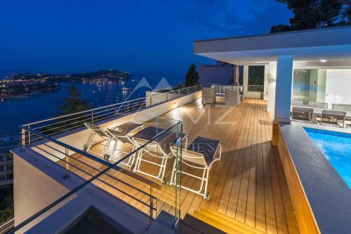 Вилла класса люкс на продажу  Вильфранш-Сюр-Мер, 550 м², 8 Спальни, 9000000€