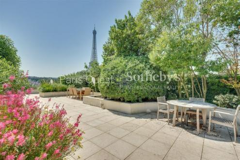 Appartement de luxe à vendre PARIS 16E, 230 m², 1 Chambres, 6300000€