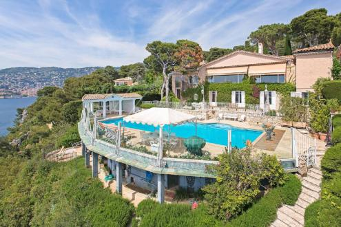 Luxury House for rent SAINT JEAN CAP FERRAT, 350 m², 7 Bedrooms,
