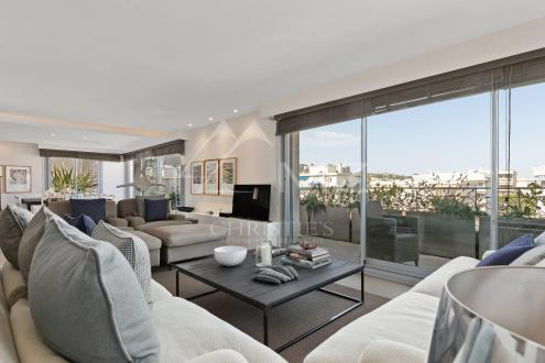 Luxury Apartment for sale CANNES, 110 m², 2 Bedrooms, €1890000