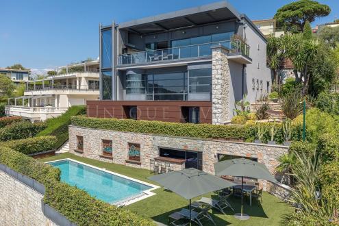 Villa de luxe à vendre VILLEFRANCHE SUR MER, 355 m², 4 Chambres, 7900000€