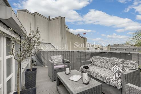 Appartement de luxe à vendre PARIS 1ER, 116 m², 3 Chambres, 1990000€