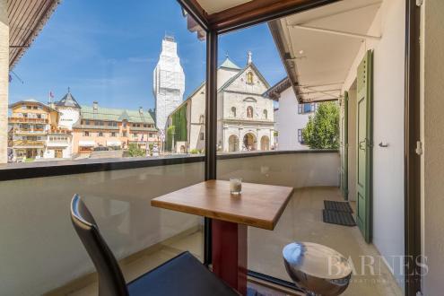 Luxus-Wohnung zu verkaufen MEGEVE, 69 m², 1 Schlafzimmer, 1100000€