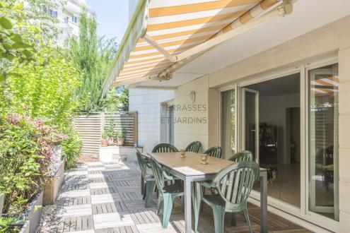 Appartement de luxe à vendre COURBEVOIE, 142 m², 4 Chambres, 1195000€