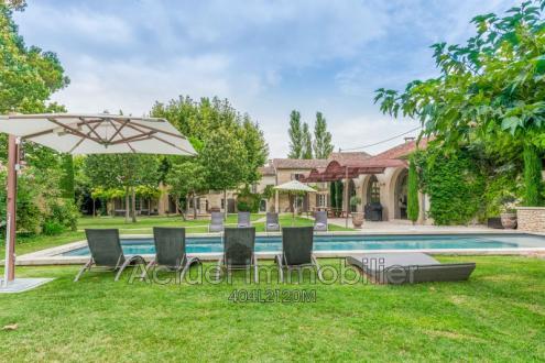 Luxury House for rent SAINT REMY DE PROVENCE, 620 m², 6 Bedrooms,