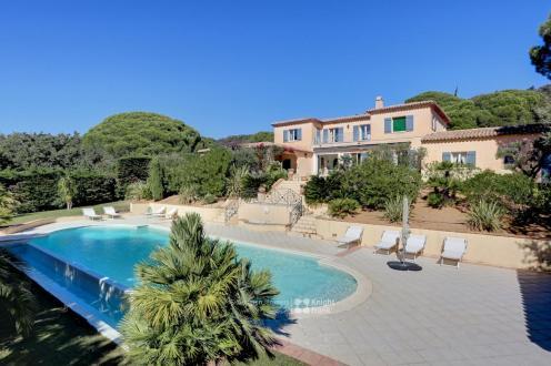 Luxus-Villa zu verkaufen RAMATUELLE, 350 m², 5 Schlafzimmer, 4200000€