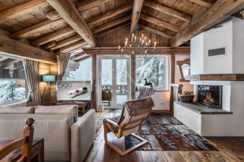 Chalet de luxe à louer COURCHEVEL, 168 m², 5 Chambres,