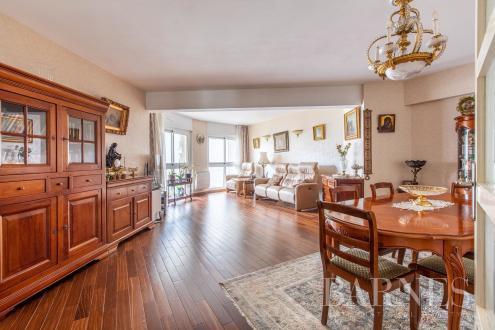 Квартира класса люкс на продажу  Париж 16ый, 91 м², 2 Спальни, 1290000€