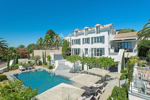 Maison de luxe à louer CANNES, 450 m², 5 Chambres,