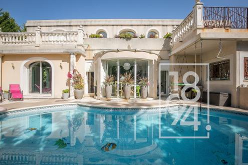 Villa de luxe à vendre MARSEILLE, 240 m², 5 Chambres, 760000€