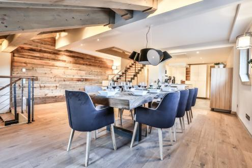 Luxus-Wohnung zu verkaufen MERIBEL LES ALLUES, 131 m², 4 Schlafzimmer, 1980000€