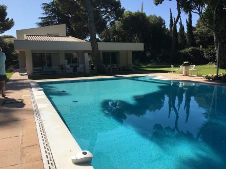 Luxus-Villa zu vermieten ROQUEBRUNE CAP MARTIN, 4 Schlafzimmer, 10000€/monat